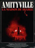 Affiche Amityville, la maison du diable
