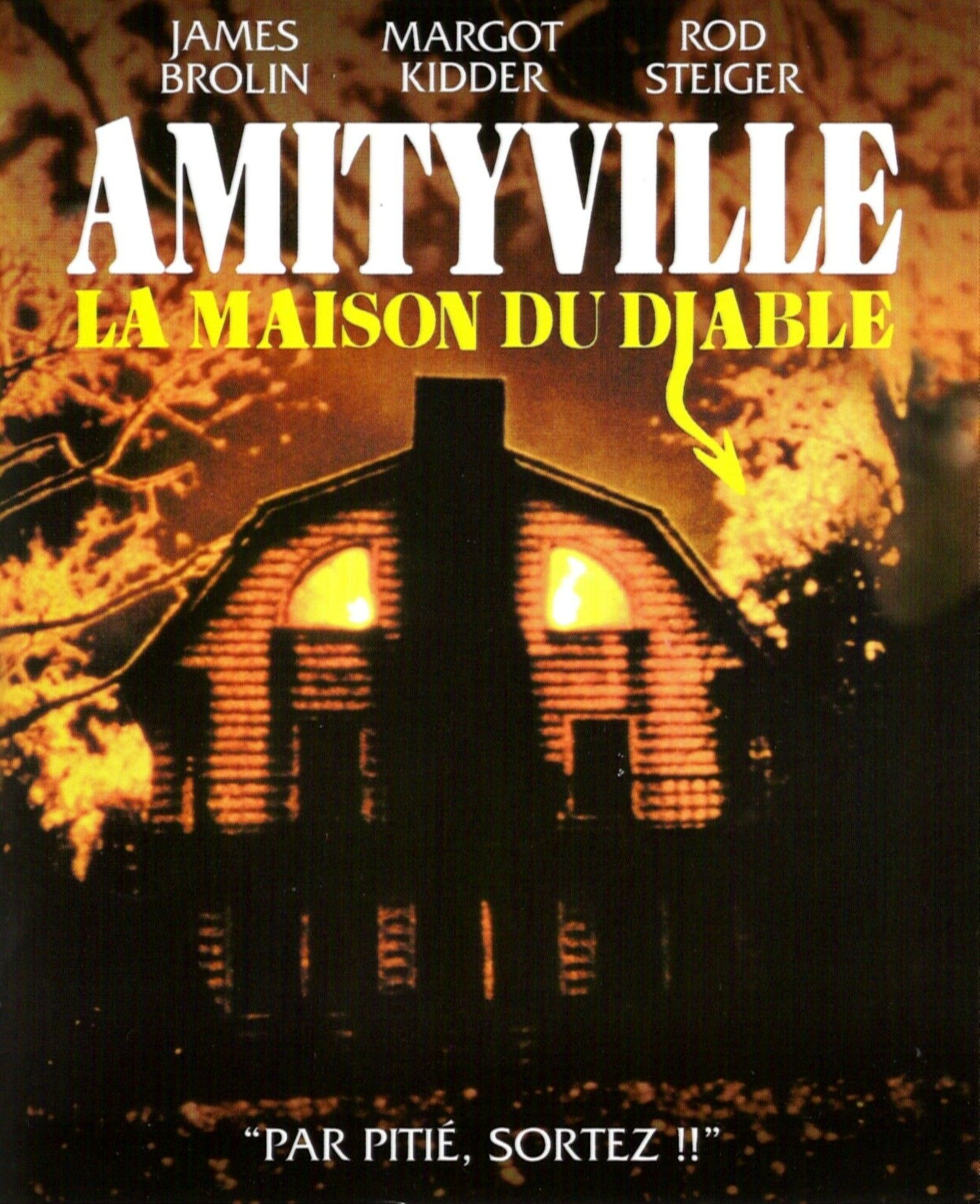 Affiches posters et images de amityville la maison du for Amityville la maison du diable streaming
