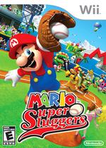 Jaquette Mario Super Sluggers