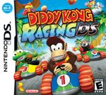Jaquette Diddy Kong Racing DS