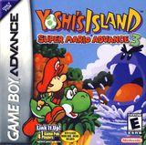 Jaquette Super Mario Advance 3 : Yoshi's Island