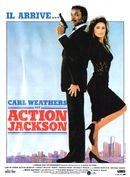 Affiche Action Jackson