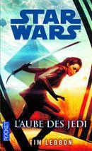 Couverture Star Wars : L'Aube des Jedi