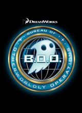 Affiche B.O.O. : Bureau of Otherworldly Operations