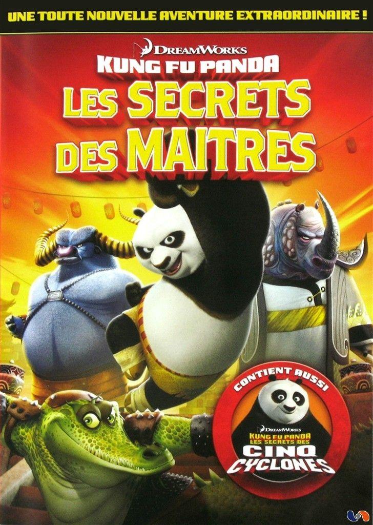 Kung fu panda les secrets des ma tres court m trage 2011 - Maitre kung fu panda ...