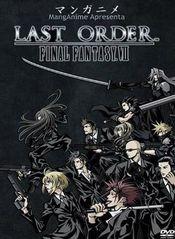 Affiche Final Fantasy VII : Last Order