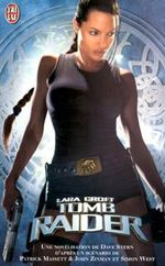 Couverture Lara Croft : Tomb Raider - Le Roman du film