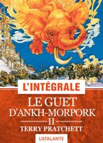Couverture Le Guet d'Ankh-Morpork - 2 - L'Intégrale