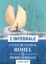 Couverture Cycle de Lucifal - Rohel