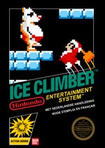 Jaquette Ice Climber