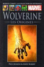 Couverture Wolverine - Les Origines