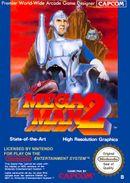 Jaquette Mega Man 2