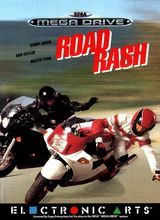 Jaquette Road Rash