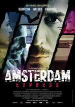 Affiche Amsterdam Express