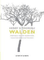 Couverture Walden