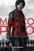 Affiche Marco Polo : La collision des mondes