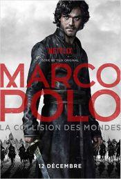 Affiche Marco Polo, la collision des mondes