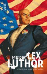 Couverture Président Lex Luthor