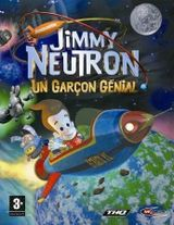 Jaquette Jimmy Neutron, un garçon génial