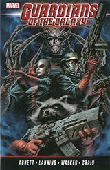 Couverture Guardians of the Galaxy by Abnett & Lanning : The Complete Collection, Volume 2
