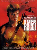 Affiche Le Scorpion rouge