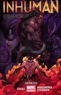 Couverture Genesis - Inhuman, tome 1