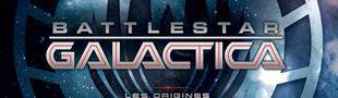 Couverture Battlestar Galactica : Les Origines, les Coulisses, la Mythologie