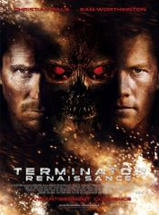 Affiche Terminator - Renaissance