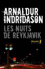 Couverture Les Nuits de Reykjavik