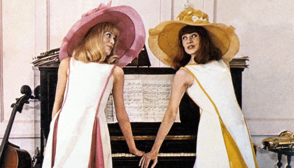 les demoiselles de rochefort film 1967 senscritique. Black Bedroom Furniture Sets. Home Design Ideas