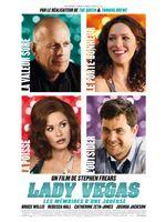 Affiche Lady Vegas - Les Mémoires d'une joueuse