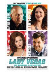 Affiche Lady Vegas, les mémoires d'une joueuse