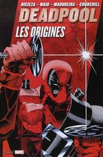 Couverture Deadpool : Les Origines