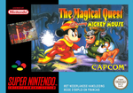 Jaquette The Magical Quest Starring Mickey Mouse
