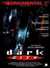 Affiche Dark City