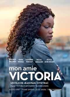 Affiche Mon amie Victoria