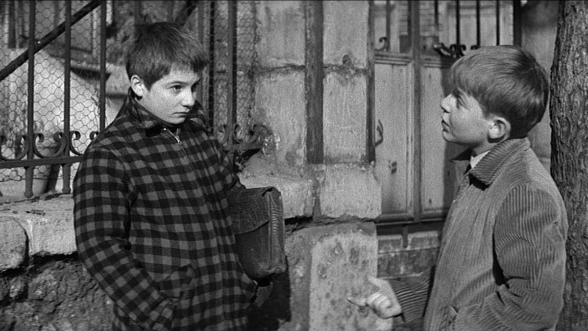 Les quatre cents coups film 1959 senscritique - Les quatre cents coups film ...