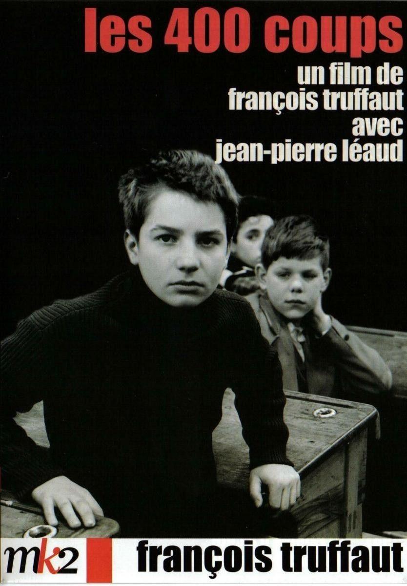Affiches posters et images de les quatre cents coups 1959 - Les 400 coups de francois truffaut ...
