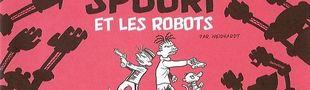 Couverture Spouri et les Robots