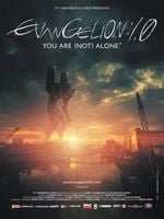 Affiche Evangelion 1.0 : You Are (Not) Alone