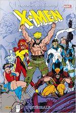 Couverture 1990 (partie 2) - X-Men : L'Intégrale, tome 27