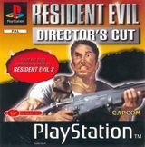 Jaquette Resident Evil : Director's Cut