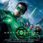 Pochette Green Lantern (OST)