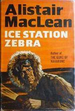 Couverture Ice Station Zebra