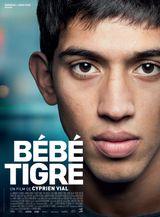 Affiche Bébé Tigre