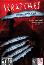 Jaquette Scratches : Director's Cut