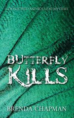 Couverture Butterfly Kills