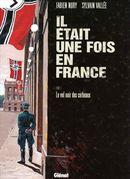 Couverture Le Vol noir des corbeaux - Il était une fois en France, tome 2