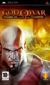 Jaquette God of War : Chains of Olympus
