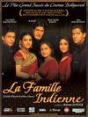 Affiche La Famille indienne